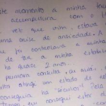 ANSIEDADE COM ATAQUES DE PÂNICO